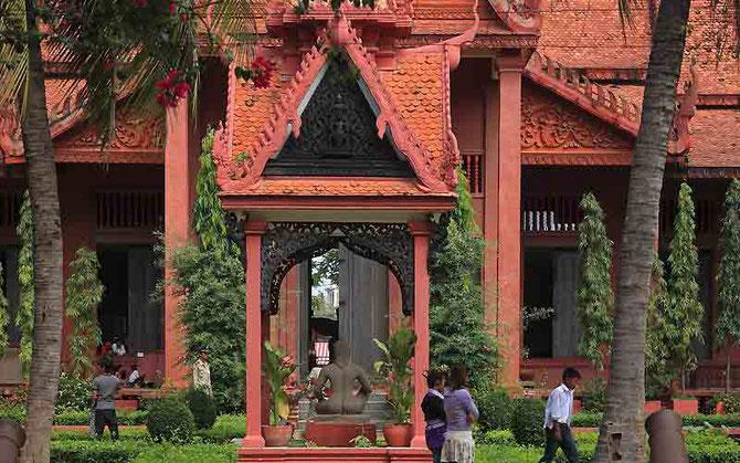 MUSEE NATIONAL DE PHNOM-PENH