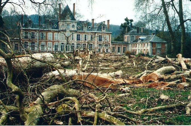 TEMPÊTE DU SIECLE DECEMBRE 1999.