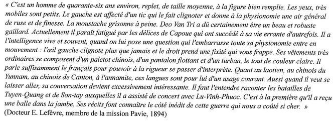 http:/pavie.culture.fr     AUGUSTE PAVIE. L'EXPLORATEUR AUX PIEDS NUS.
