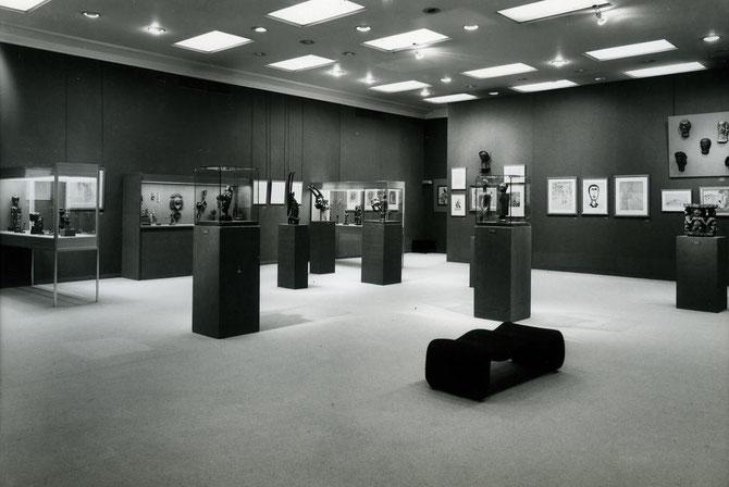 1978. EXPOSITION provisoire à L' ORANGERIE