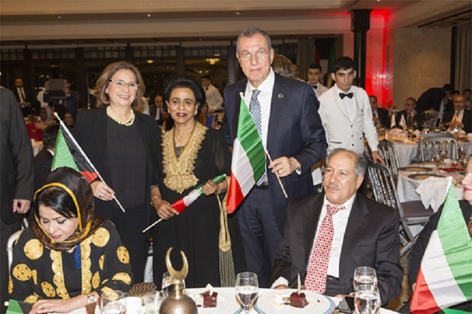 S.E SHEIKHA FARIHA AL SABAH, AMBASSADEUR EXTRAORDINAIRE DE BONNE VOLONTE DE L'ONU  EST LA 13è DES 18 FILLES DE FEUE S.A L'EMIR AHMAD I AL-SABAH et DE SA 12è EPOUSE HASINA.