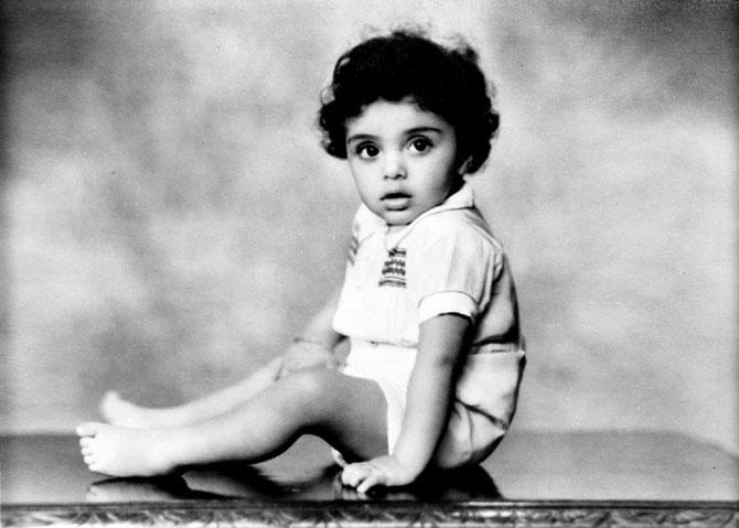 1943. AMARINDER SINGH né le 11 Mars 1942 . C* Album S.A.R Maharajah Amarinder Singh