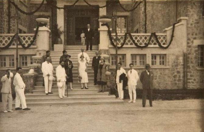 ENFIN LE JOUR DE GLOIRE EST ARRIVE POUR BAUDOIN :  SEJOUR DU GOUGAL AU BOKOR PALACE.