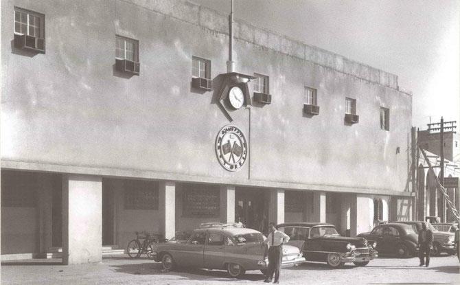 1950 . LA POSTE