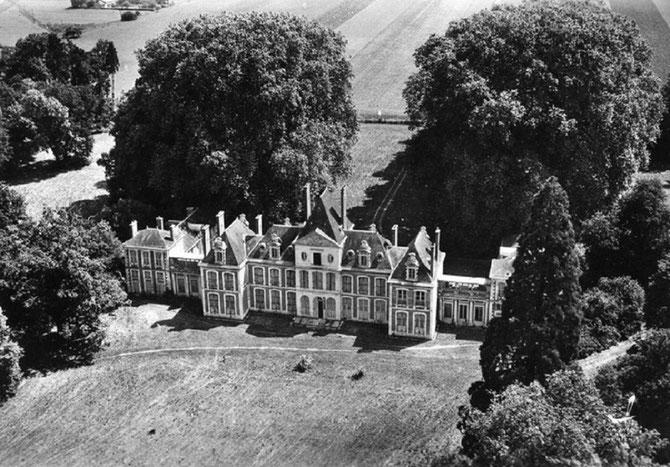 1978 Château de PINTERVILLE Eure Demeure de Maguy TRAN 1978-1998