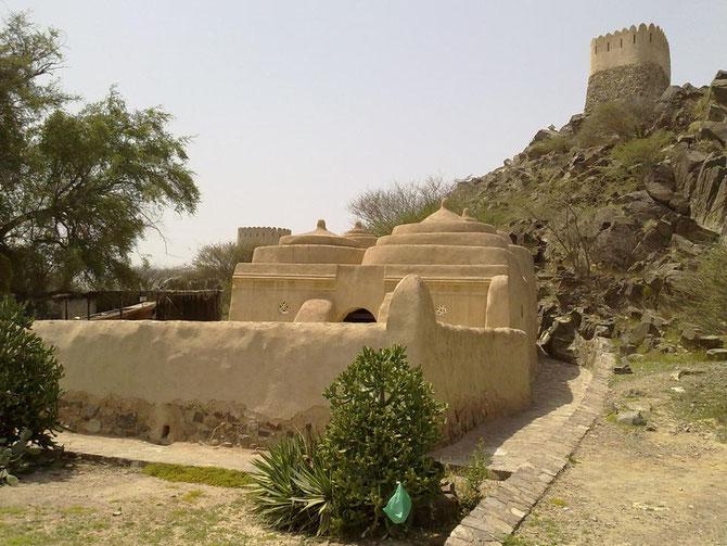 AL BYDIAH MOSQUEE : LA PLUS ANCIENNE DES EMIRATS