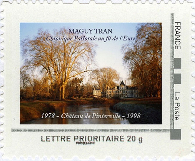 De mon ancienne demeure il me reste un timbre-poste français. Donner à des enfants adoptifs qui ne portent pas en eux  notre  ADN, notre IDEAL de vie, est une illusion... Heureusement il me reste mon Bacchus !!!