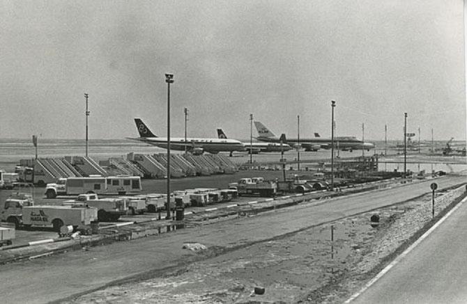 1970. AEROPORT DE DUBAI
