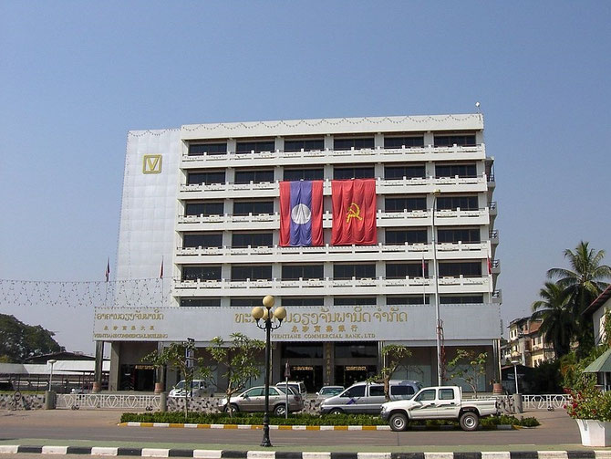 VIANG CHAN BANK.