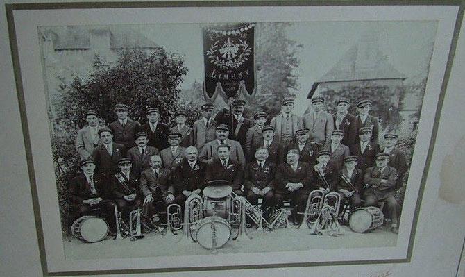 La Fanfare de Limésy vers 1900