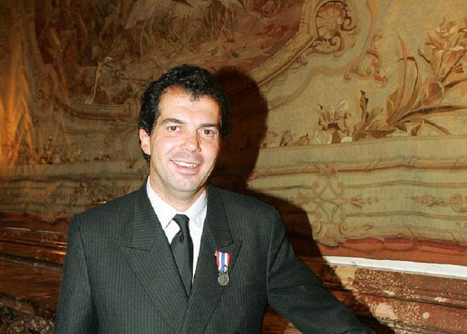 2004. SON ALTESSE ROYALE LE PRINCE CHARLES-EMMANUEL DE BOURBON PARME