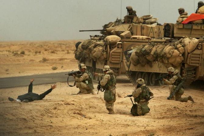 Une guerre sale. Les Américains s'empêtrent dans des sables mouvants.