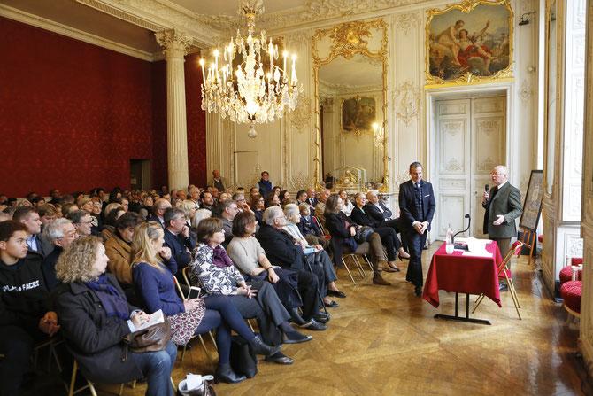 Patrick FERRAND, HISTORIEN, HOMME DE RADIO et DE TELEVISION.  ...C* J - Philippe METSERS