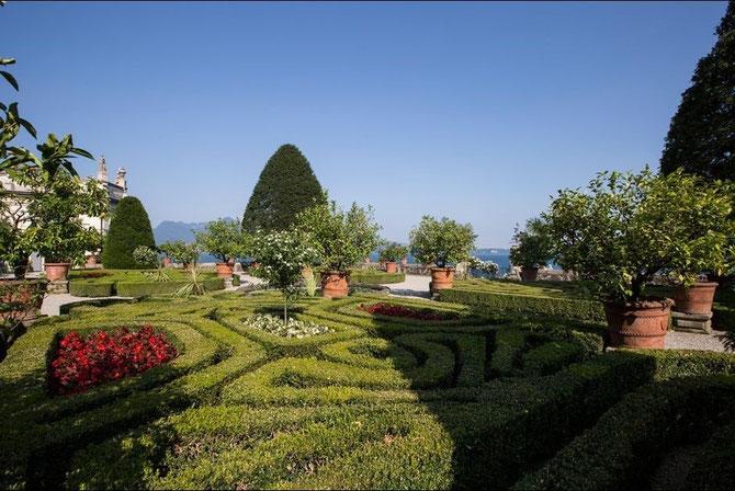 Les somptueux jardins muables et immuables que j'ai vus il y a 50 ans !