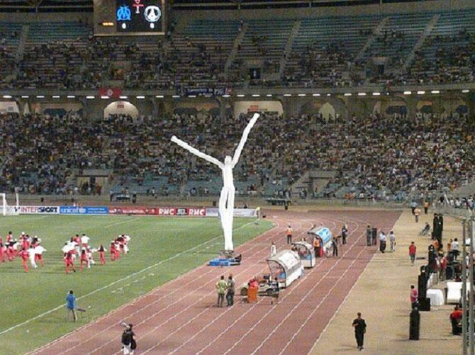 TUNISIE. RADES. MERCREDI 28 JUILLET 2010. OM- PSG