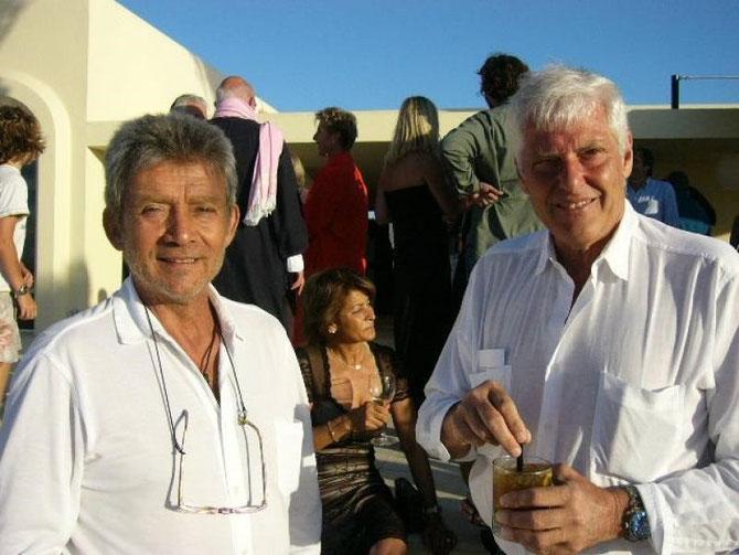 RICCARDO AGUSTA et FRANCESCO COLOMBO.