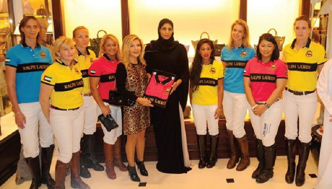 11 AOÜT 2014. LADIES POLO CUP