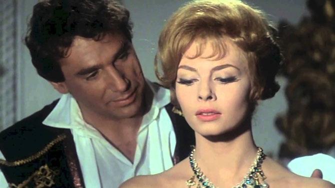1964. ANGELIQUE-Michèle MERCIER et GEOFFROY de PEYRAC-Robert HOSSEIN. C* maxresdefault