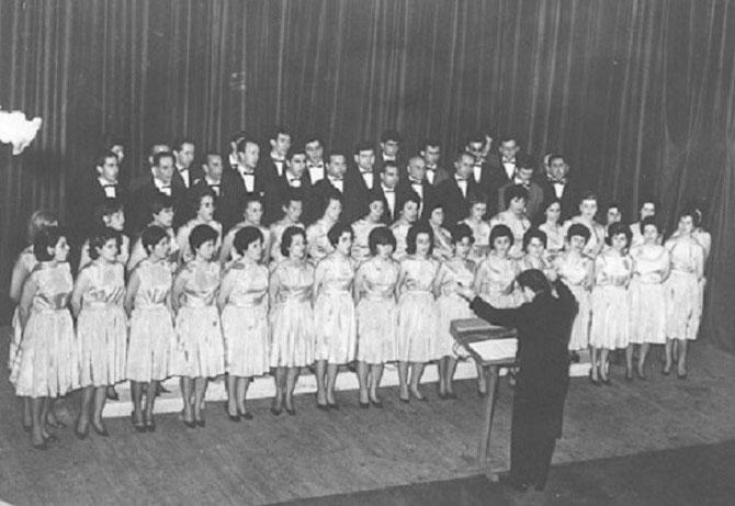 1931. CHORALE ARMENIA