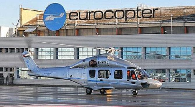 EUROCOPTER FRANCO-CHINOIS