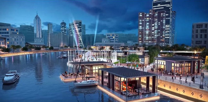 FUTUR AMENAGEMENT LE LONG DES BERGES DU CANAL