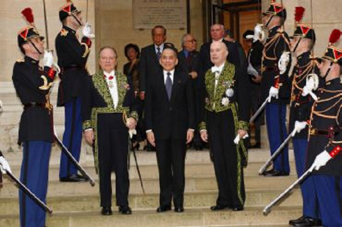 PARIS. QUAI CONTI . 24 Novembre 2006.