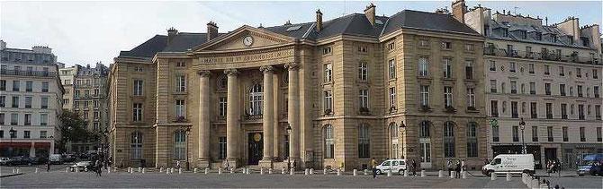 MAIRIE DU Ve ARRONDISSEMENT. 21 PLACE DU PANTHEON 75005 PARIS. 9 Janvier au Dimanche 2 Fév. 2014