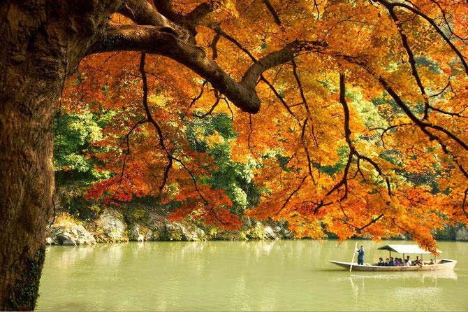 HOSHINOYA KYOTO. EMBARCADERE PRIVE.