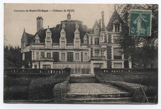 CARTE POSTALE éditée le 1/10/1911