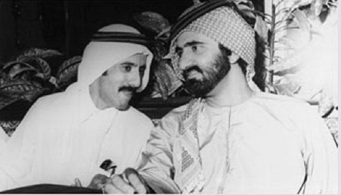 KHALAF AL HABTOOR EST NE EN 1949 COMME S.A. SHEIKH MOHAMMED BIN RASHID AL MAKTOUM