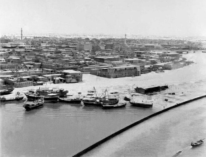 AL RAS . DEIRA . MILIEU ANNEES 1960