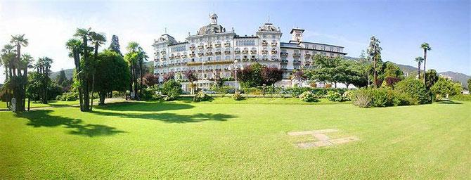 Le Grand Hôtel entièrement monopolisé pour le grand jour