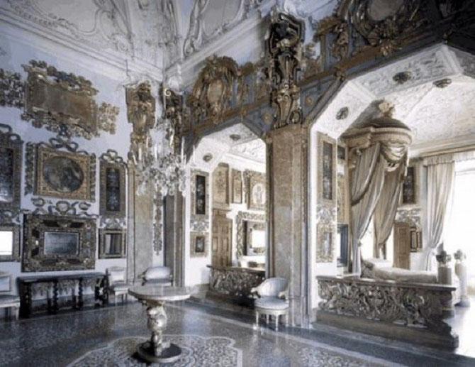 La grande chambre de la Reine