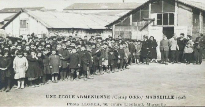 LES ARMENIENS à SAINT JERÔME.
