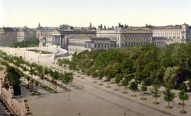 1900 LE PARLEMENT
