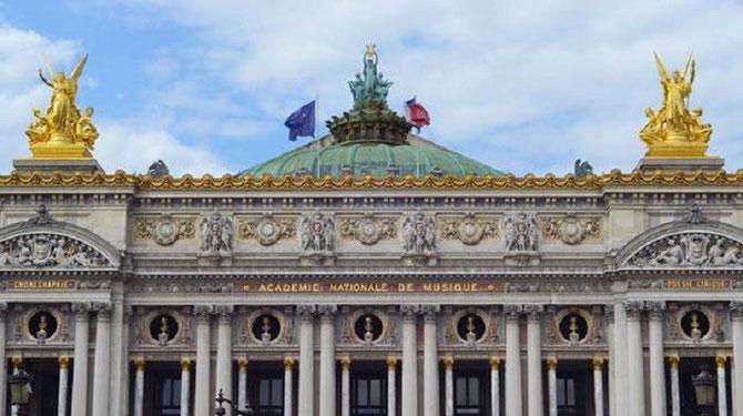 OPERA DE PARIS.. JUSTE A CÔTE DE L'HÔTEL SCRIBE