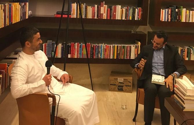Avec l'ami d'Oxford, le juriste Nasser Ali KHASAWNEH.