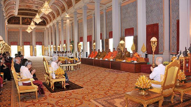 Prières pour l'Anniversaire royal