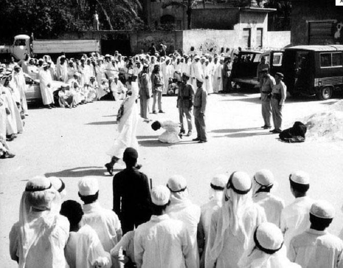 """DJEDDAH. 1977 Vendredi 15 Juil.. EXECUTION de """"ROMEO et JULIETTE"""" ou des """"""""AMANTS DE VERONE"""""""