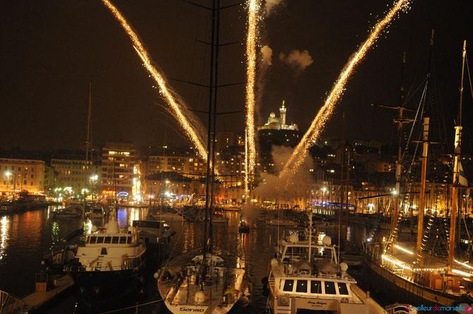 Merci à www.lemeilleurdemarseille.fr/quartiers de marseille. 9ème édition des Trophées de Lumière : Ville de Marseille et Lumicom;