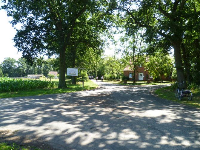 Mitte Niedersachsens. Normannshausen
