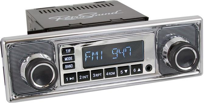 Wir bieten für Old Timer fan s hier Originalgetreue Autoradios an.Auch setzen wir Ihre eigenen radios wieder instand,oder bauen Sie auf MP 3 um