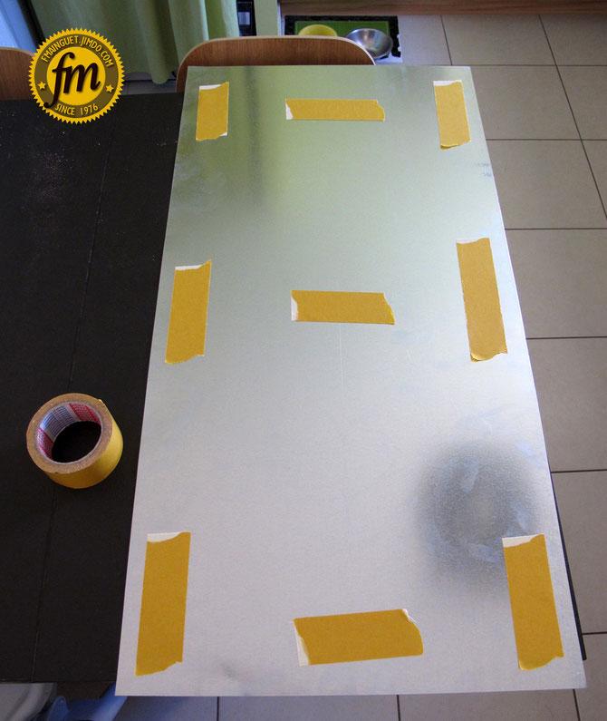 Fabrication tableau magnétique sur mesure