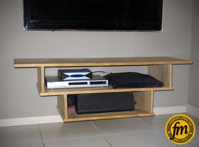 Fabrication meuble Télé sur mesure