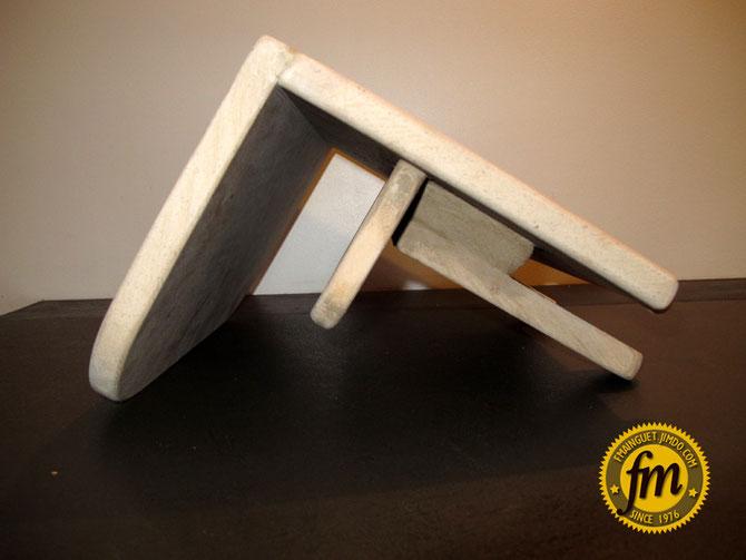 Fabrication tablettes de chevet pour lit Ikea Brimnes