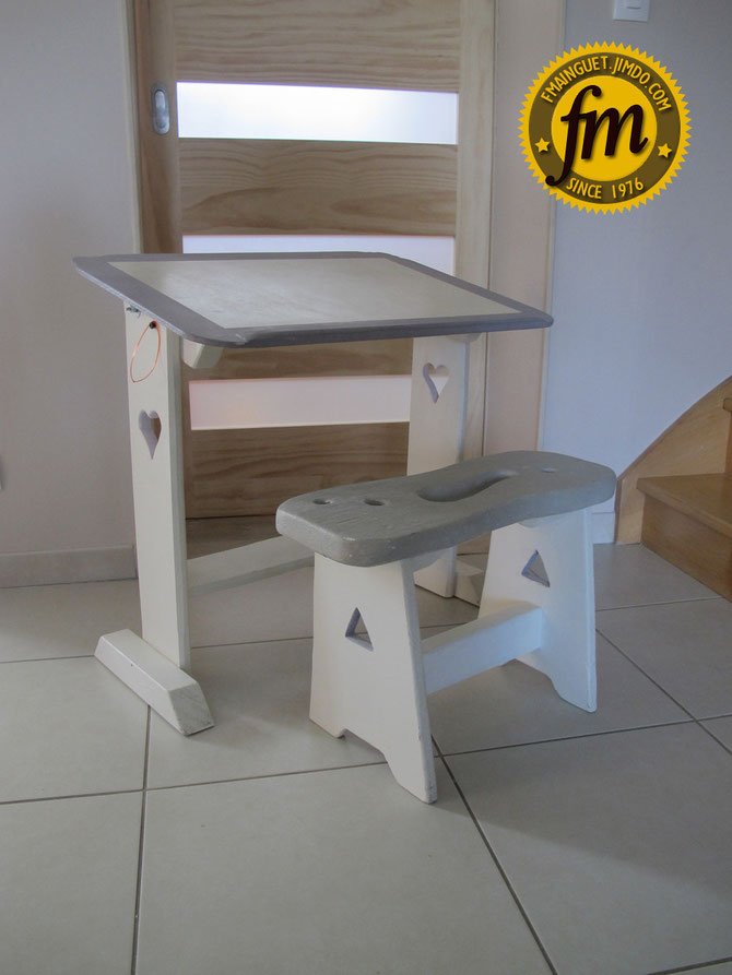 Table à dessin inclinable pour enfant