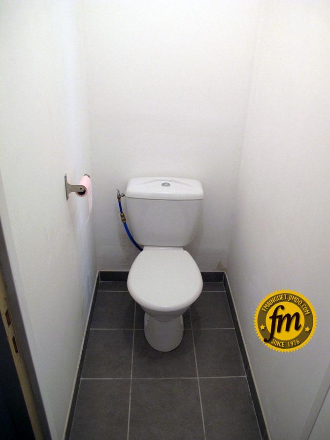 Déplacer des toilettes - Site de Frédéric Mainguet