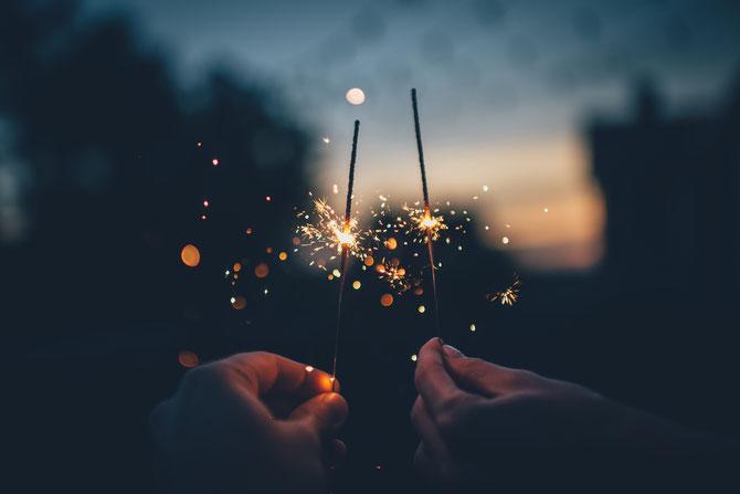 Nachhaltig ins neue Jahr - Restlos glücklich