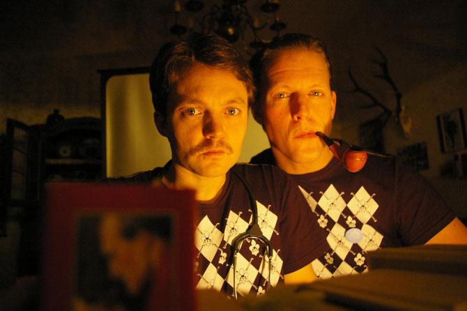 Carsten Bender und Peter Eberst