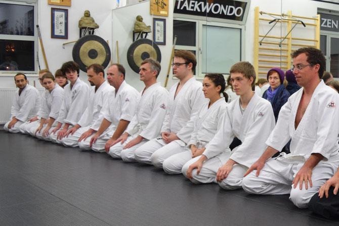 Aikido Anfänger